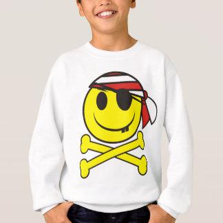 Smiley Pirate 02 Sweatshirt
