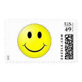 Smiley Postage