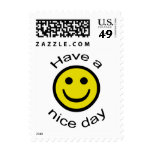 Smiley Postage Stamps