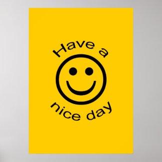 Smiley zazzle_print