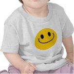 Smiley presumido camisetas
