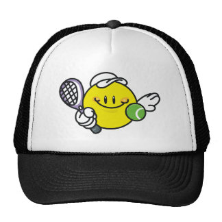 Smiley Racquetball Hat