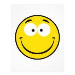 Smiley raro membrete