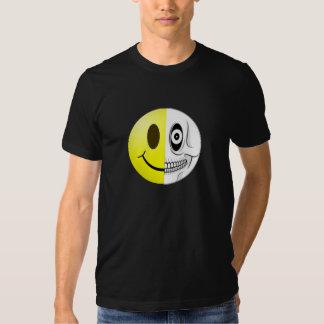 Smiley Skull Tee Shirt