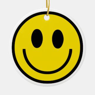 Smiley Smile Ornament