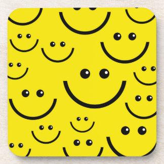Smiley Smiley Face! Beverage Coaster