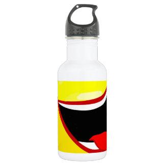 smiley-smilies-feliz botella de agua