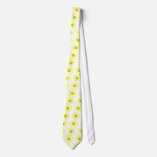 Smiley Sunshine Neck Tie
