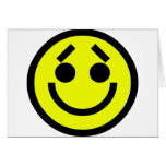 Smiley Tarjeta