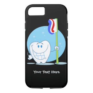 Smiley Tooth (customizable) iPhone 8/7 Case