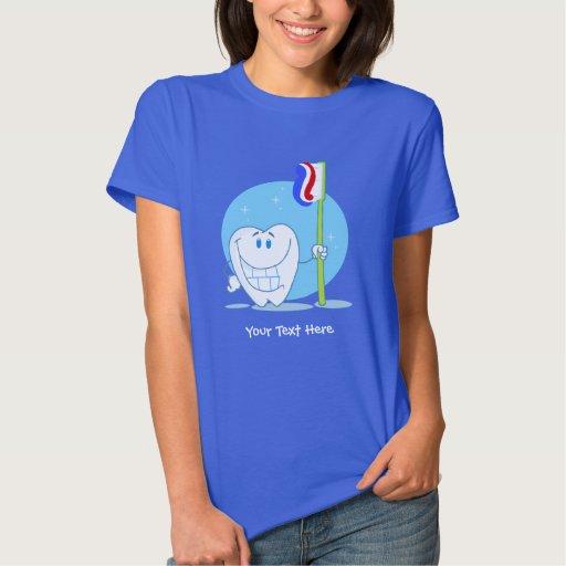 Smiley Tooth (customizable) Shirt