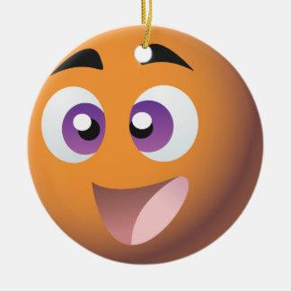 Smiley! UK Bingo Promotions Merchandise Ceramic Ornament