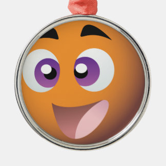 Smiley! UK Bingo Promotions Merchandise Metal Ornament