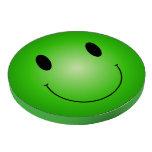 Smiley verde
