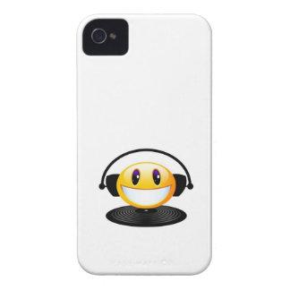 Smiley Vinyl Phone Case
