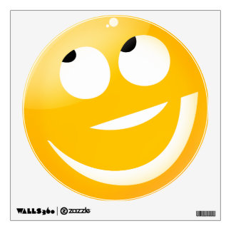 Smiley Wall Decal
