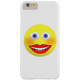 Smiley With Big Smile iPhone 6/6s Plus Case