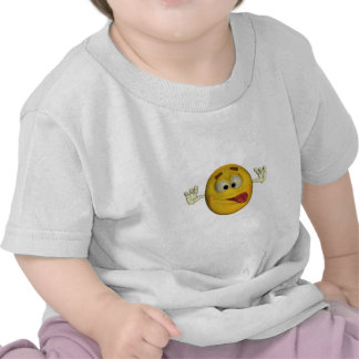 Smiley with Tonge Out 01 Shirts