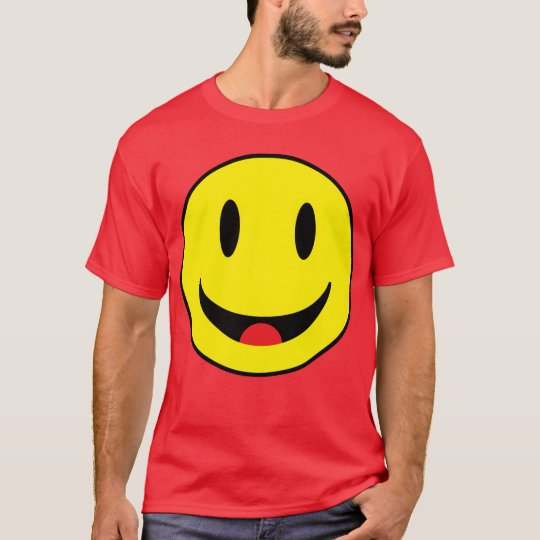 Smiley With Tongue T-Shirt