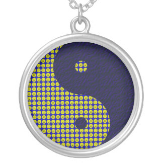Smiley Yin Yang Necklaces