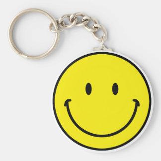Smileyface Keychain