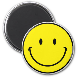 Smileyface Magnet