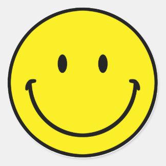 Smileyface Sticker
