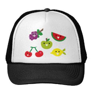 SmileyFruitMix8 Hats