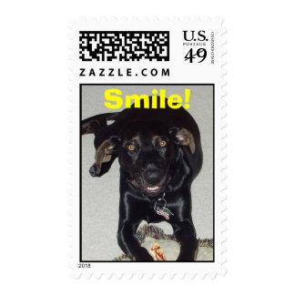 Smileymiley_0039.jpg, Smile! Postage