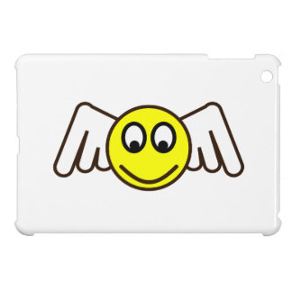 Smilie angel smiley fishing rod cover for the iPad mini