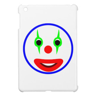 Smilie clown smiley iPad mini cover