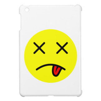 Smilie dead smiley DEAD Cover For The iPad Mini