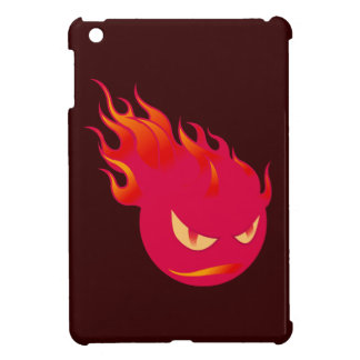 Smilie fire smiley fire case for the iPad mini