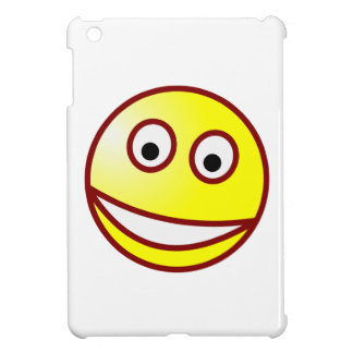 Smilie grinning smiley grin iPad mini covers