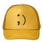 Smilie Mesh Hat