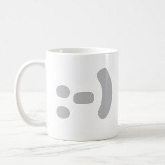 smilie mug