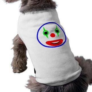 Smilie payaso smiley ropa de mascota