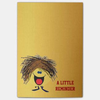 Smilie reminder post-it® notes