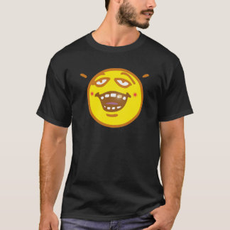 Smilie smiley gold tooth gold tooth T-Shirt