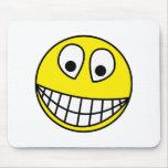 Smilie smiley mauspad