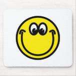 Smilie smiley mousepad