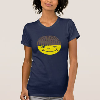 Smilie with cap T-Shirt