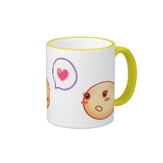 smilies coffee mug