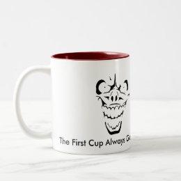 Smilin' Coffee Mug