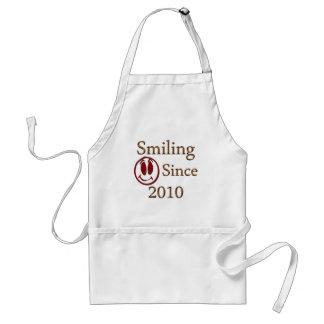 Smiling Adult Apron