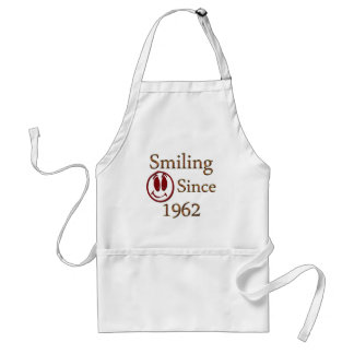 Smiling Adult Apron