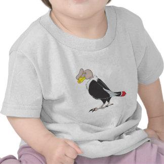 Smiling Andean Condor Bird Shirt