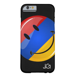 Smiling Armenian Flag Barely There iPhone 6 Case