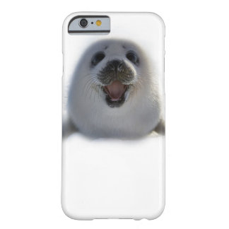 Smiling Baby Seal incredibly cute Iphone 6 Cover Barely There iPhone 6 Case