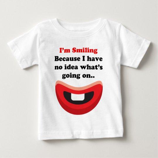Smiling Baby T-Shirt
